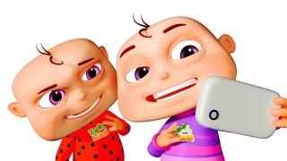 getlinkyoutube.com-Five Little Babies Taking Selfies   Five Little Babies Collection   Zool Babies Fun Songs