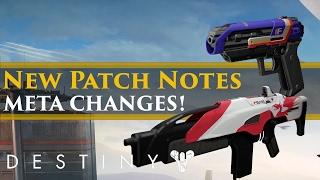 getlinkyoutube.com-Destiny - What's the new meta? Hotfix 2.5.0.2 patch notes