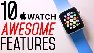getlinkyoutube.com-Apple Watch - 10 Awesome Features!