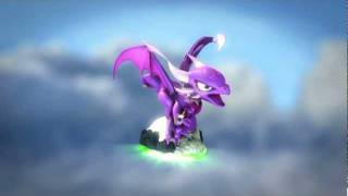 Skylanders Spyro's Adventure - Game Trailer - Cynder