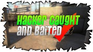 getlinkyoutube.com-HACKER CAUGHT AND BAITED | CS:GO