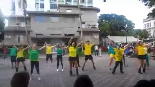 getlinkyoutube.com-We Are One - Flash Mob - Dia Mundial da Dança