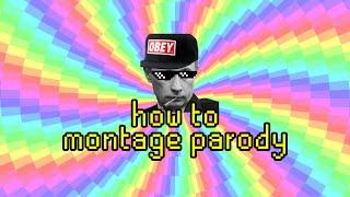 getlinkyoutube.com-HOW 2 MONTAGE PARODY