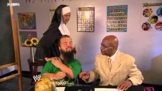 getlinkyoutube.com-SmackDown: Hornswoggle goes back to school