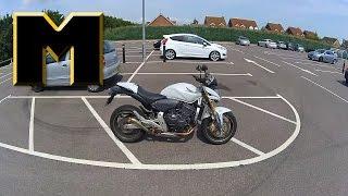getlinkyoutube.com-Test Ride #4 - Honda Hornet 2008 CB600FA