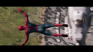 getlinkyoutube.com-스파이더맨: 홈커밍  SPIDER-MAN: Homecoming  영국 예고편 (한국어 CC)