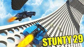 Grand Theft Auto 5 - STUNTY - NEKONEČNÝ WALLRIDE #29