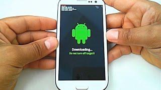 getlinkyoutube.com-Stock Rom Firmware Samsung Galaxy S3 GT-i9300, i9300I, i9305, como instalar, atualizar, restaurar
