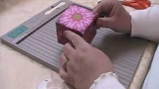 getlinkyoutube.com-How to make a kaleidoscope Box