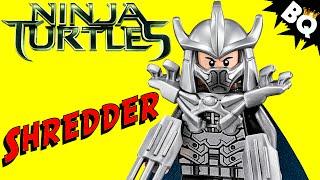 getlinkyoutube.com-LEGO Ninja Turtles Shredder Minifigure Comparison