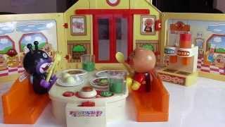 getlinkyoutube.com-アンパンマン おもちゃ アニメ レストラン ごちゅうもんをどうぞ!