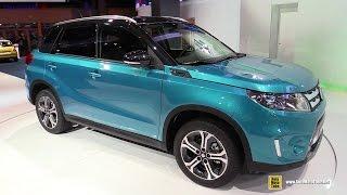 getlinkyoutube.com-2015 Suzuki Vitara - Exterior and Interior Walkaround   Debut at 2014 Paris Auto show