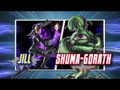 Character Overview Trailer - ULTIMATE MARVEL VS. CAPCOM 3