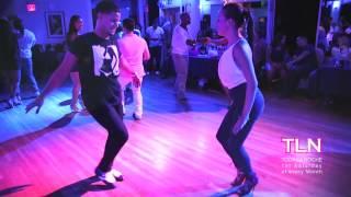"""getlinkyoutube.com-Crystal Rodriguez & Eddie Torres Jr. @ """"Toda La Noche"""""""