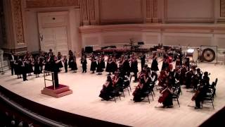 LA Children's Orchestra in New York - El Toro by Don Brubaker
