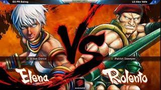 getlinkyoutube.com-PR Balrog vs Alex Valle - Capcom Cup Ultra Street Fighter IV Exhibition
