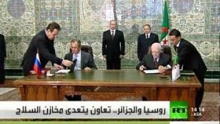 getlinkyoutube.com-روسيا والجزائر.. تعاون يتعدى مخازن السلاح