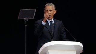 Sebastian Gorka criticizes Obama's speech in South Africa