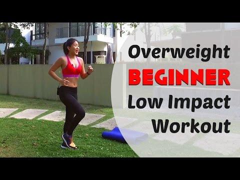 Overweight Beginner Low Impact Home Workout (Burn 200Cals under 20mins) | Joanna Soh