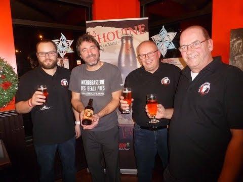 La Chouine, une bière brassée en l'honneur d'Albert Chouinard