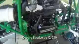 getlinkyoutube.com-Quadriciclo Artesanal -  Detalhes da Construção