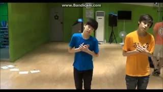 getlinkyoutube.com-SEVENTEEN OPV LeeChan x HanSol (ChanSol couple) - เพื่อนสนิทคิดไม่ซื่อ