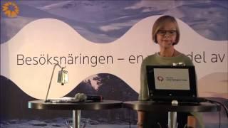 Turismkonferens 2015 - Erfarenheter från Hållbar Destinationsutveckling