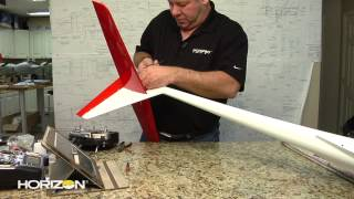 getlinkyoutube.com-HorizonHobby.com How To - John Redman Builds The E-flite Mystique 2.9m Sailplane