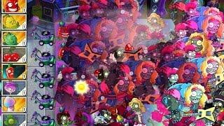 getlinkyoutube.com-Plants vs Zombies 2 Greatest Hits Epic Hack - Level 201 - Strawburst, Corn & Cabbage