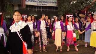 getlinkyoutube.com-ปีใหม่ลีซอห้วยส้าน 2557 2 Thailand Lisu