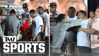 Shane Mosley -- Mayorga Slapped My GF's Ass ... I Must Avenge Her Butt