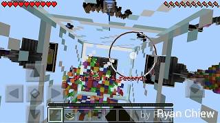 getlinkyoutube.com-Top 5 Minecraft PE servers' Gameplay(0.13.0)