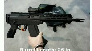 getlinkyoutube.com-SIG Sauer 556xi 5.56mm NATO Rifle Specification