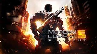 getlinkyoutube.com-Modern Combat 5: Blackout Android GamePlay Part 1 Walkthrough (HD)