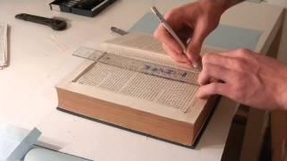 getlinkyoutube.com-Make a Book with a Secret Compartment