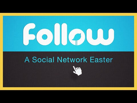 Video tells the story of Holy Week in Twitter format