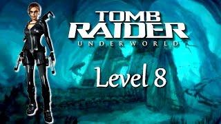 getlinkyoutube.com-Tomb Raider Underworld #09 - Arctic Sea (Catsuit MOD), Final Boss & Ending