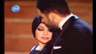 getlinkyoutube.com-Haifa Wehbe and Ramy Ayach - Ana Am Behlam Fik هيفاء وهبى و رامى عياش - انا عم بحلم فيك