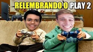 getlinkyoutube.com-RELEMBRANDO O PS2! Jogando um jogo Marcante, Nostalgia [FACECAM]