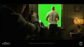 getlinkyoutube.com-Fast & Furious 4 | Visual Effects