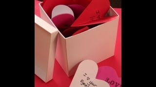 getlinkyoutube.com-DIY: The Love Box | ShowMeCute
