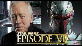 getlinkyoutube.com-Star Wars Episode 7 - Is Max Von Sydow Boba Fett