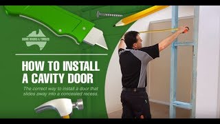 getlinkyoutube.com-How to install a cavity unit