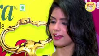 getlinkyoutube.com-Sayantani Ghosh Interview in Grehlakshmi Grand Kitty Party 2015