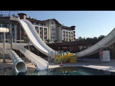 Лучший отель Сиде в Турции - Voyage Sorgun 5*