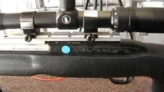 getlinkyoutube.com-17 Hm2 (NOT HMR)/ 17 Mach 2 Ruger 10/22 Conversion: Volquartsen Barrel, Heavy Handle, McMillan Stock