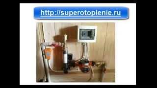 getlinkyoutube.com-Отопление своими руками с электродным котлом ЭОУ