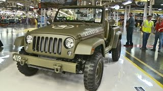 getlinkyoutube.com-Jeep Celebrates 75 Years with this Willys MB-inspired Concept