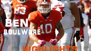 getlinkyoutube.com-Ben Boulware Clemson Linebacker Highlights