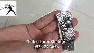 getlinkyoutube.com-Top vũ khí tự vệ - Kỹ thuật sử dụng Thắt lưng tự vệ - Thắt lưng tự vệ - Thiếu Lâm Shaolin